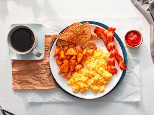 Let's Do Breakfast Package