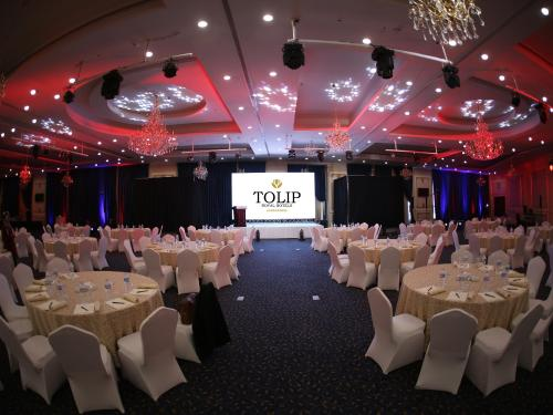 Wedding & Meeting Halls