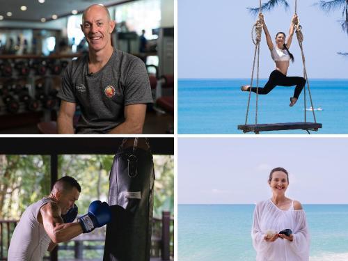 2018 Wellness Workshop
