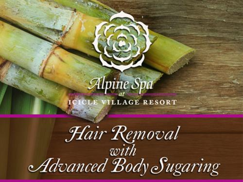 Hair Removal with Advanced Body Sugaring