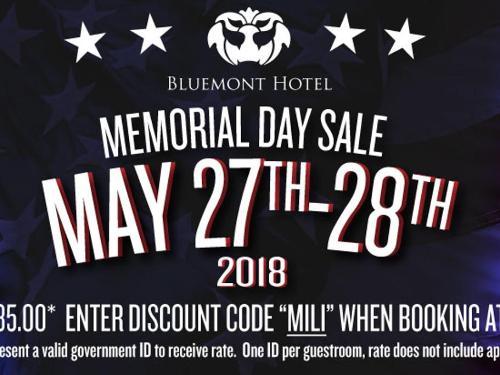 Bluemont Hotel Official Site   Hotels in Manhattan