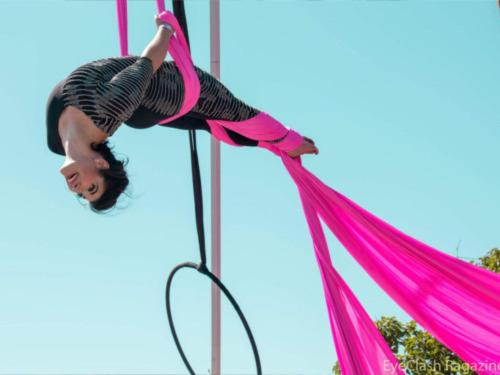 Aerial Yoga Retreat