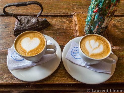 Experiencia de café Jesús Martín