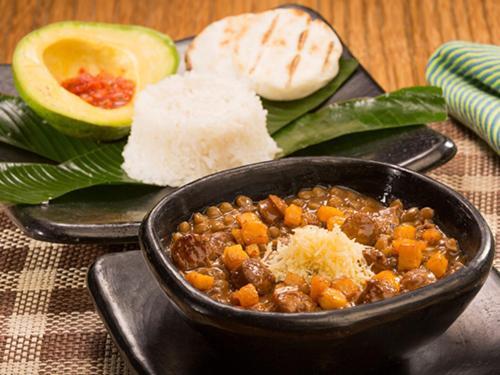 Clase de cocina Colombiana