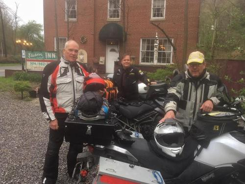 Bikers Welcome at the Elkhorn Inn!