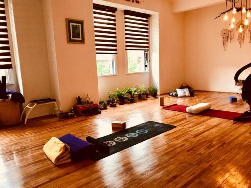 Yoga y Menú Bienestar