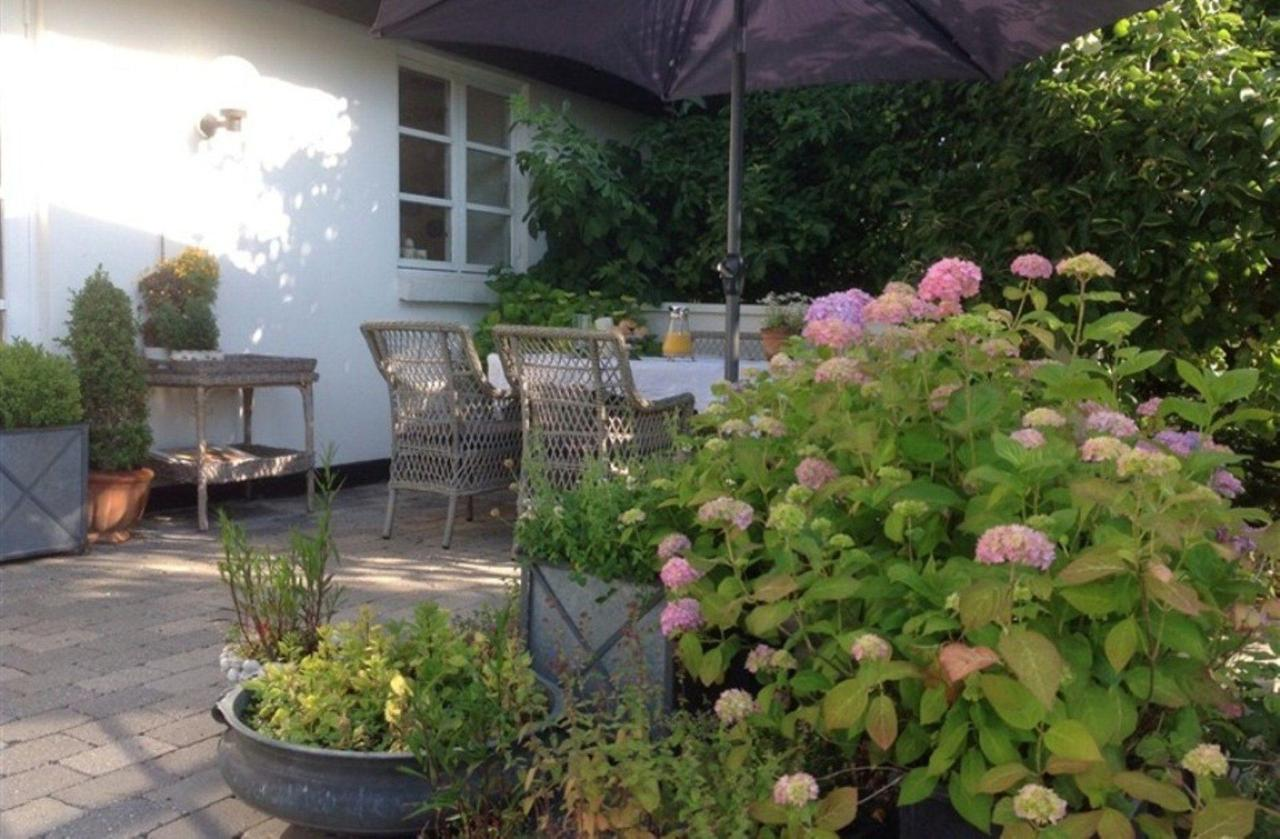 morgenmad terrasse