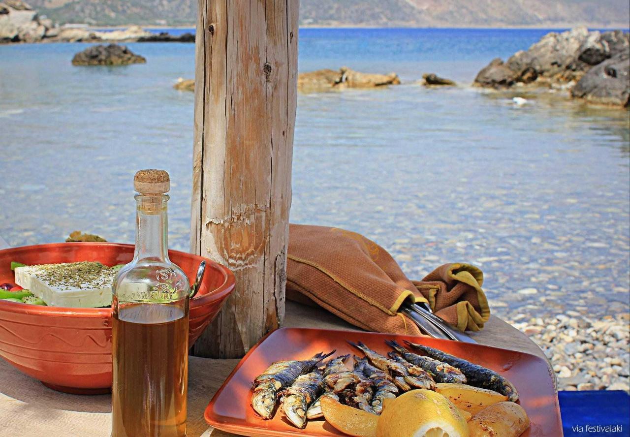 Matarfræði í Crete
