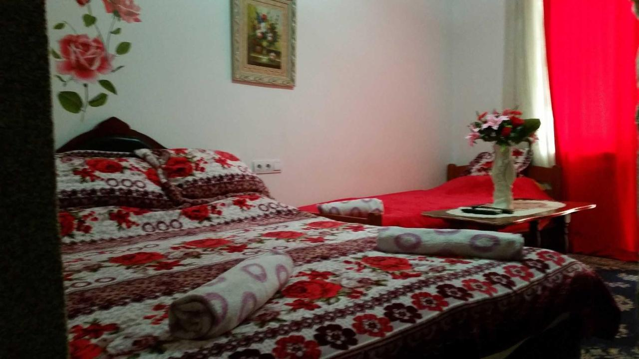 Double Room with Balcony (kitchenette included)