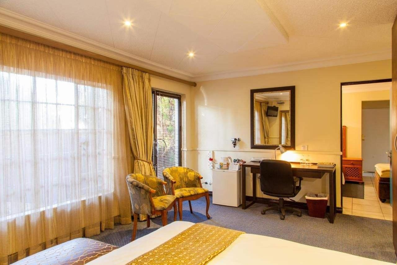 Family room at Constantia Manor Guesthouse
