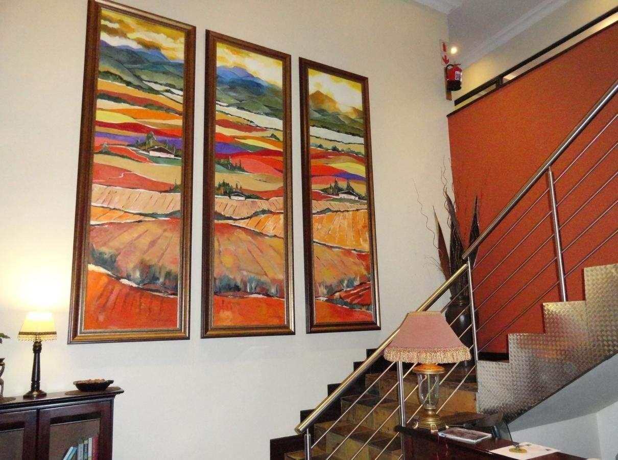 Stairway at Constantia Manor Guesthouse