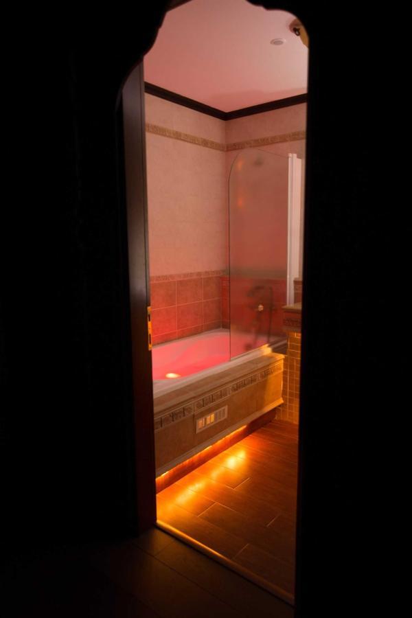 Farbtherapie-Badezimmer