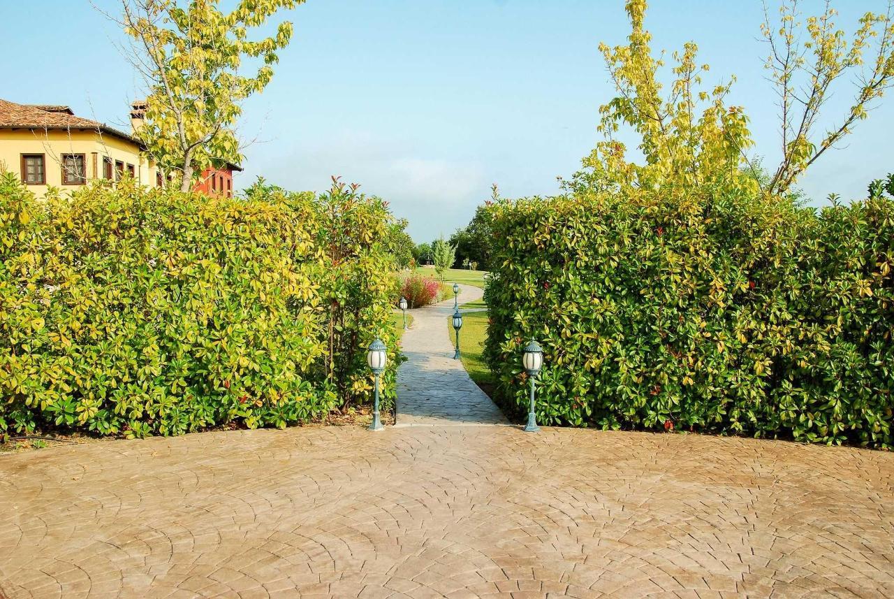 Car park pathway