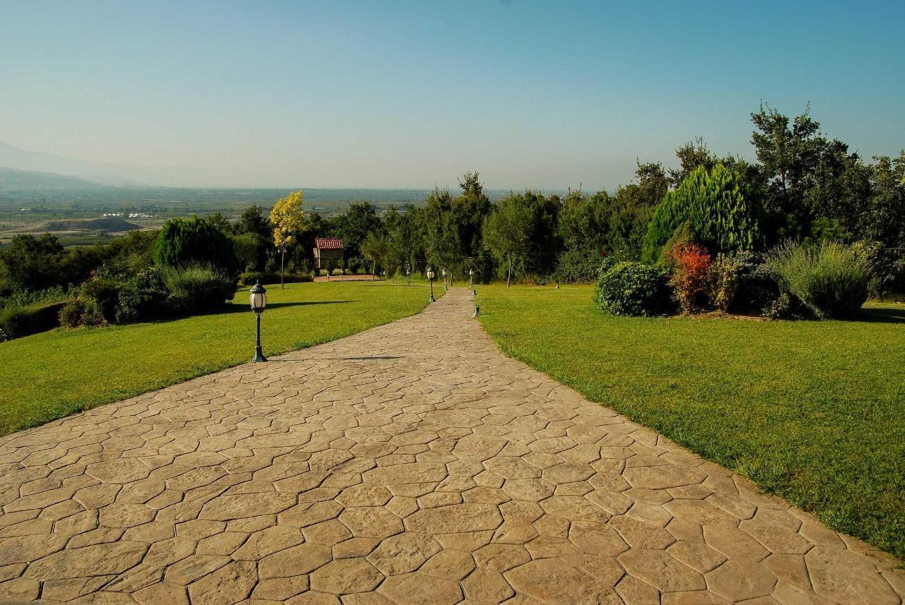 Garten-Weg
