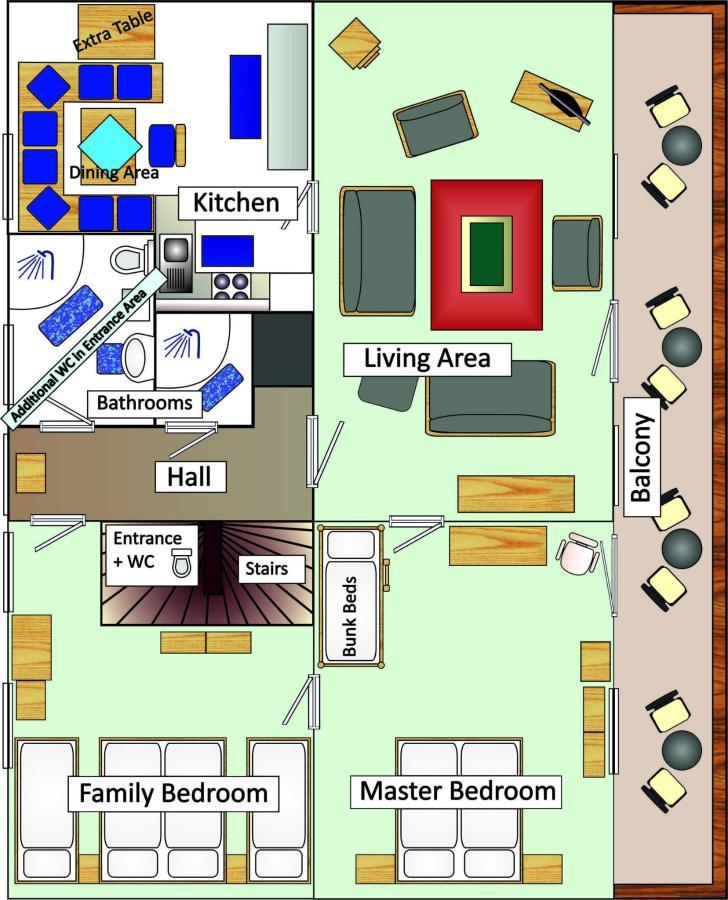 Apartamento Speiereck