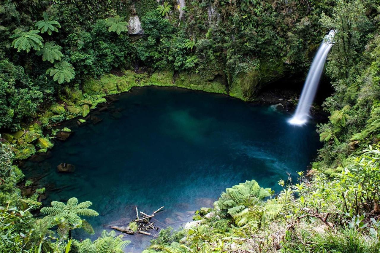 Каиате водопади