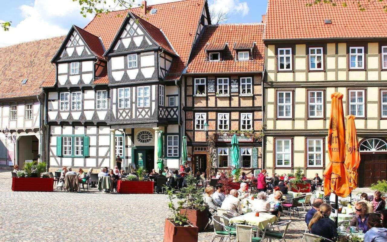 Markt-Platz Quedlinburg