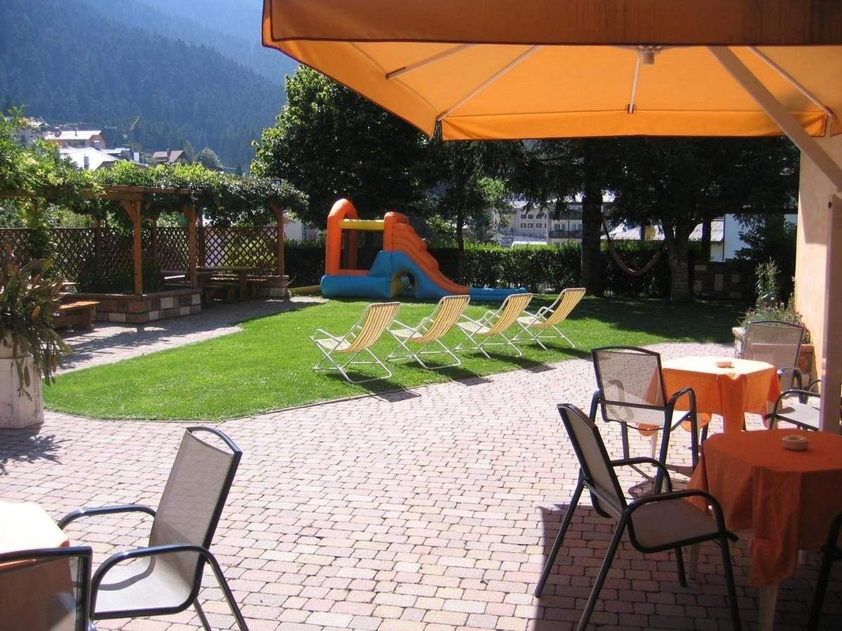 Garden of Dolomiti Hotel Olimpia, Andalo