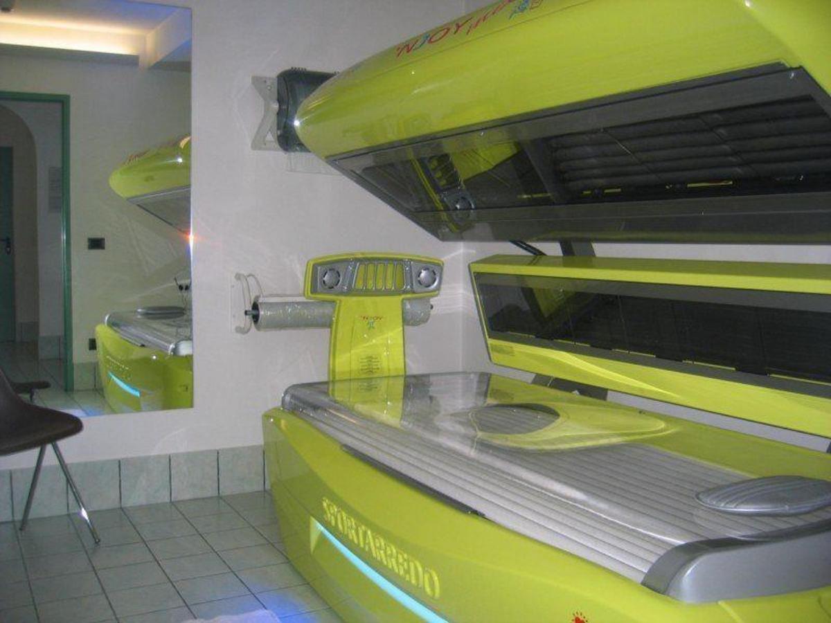 Dolomiti Hotel Olimpia, solarium