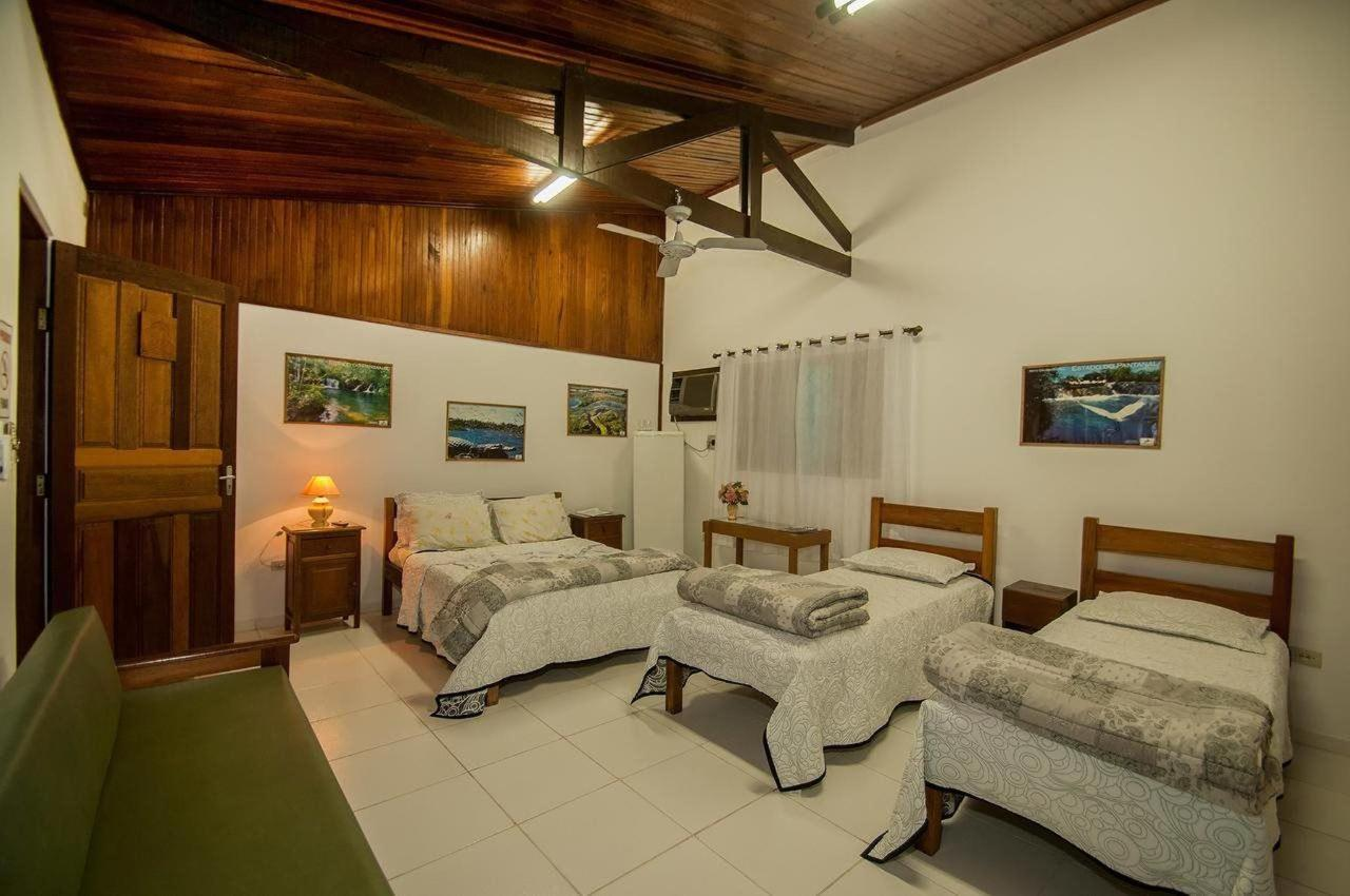 Quadruple Room Águas do Pantanal Miranda.jpg