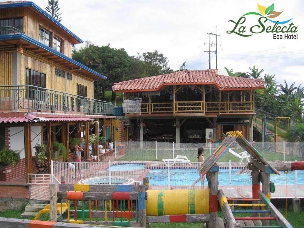 La Selecta Eco Hotel 9