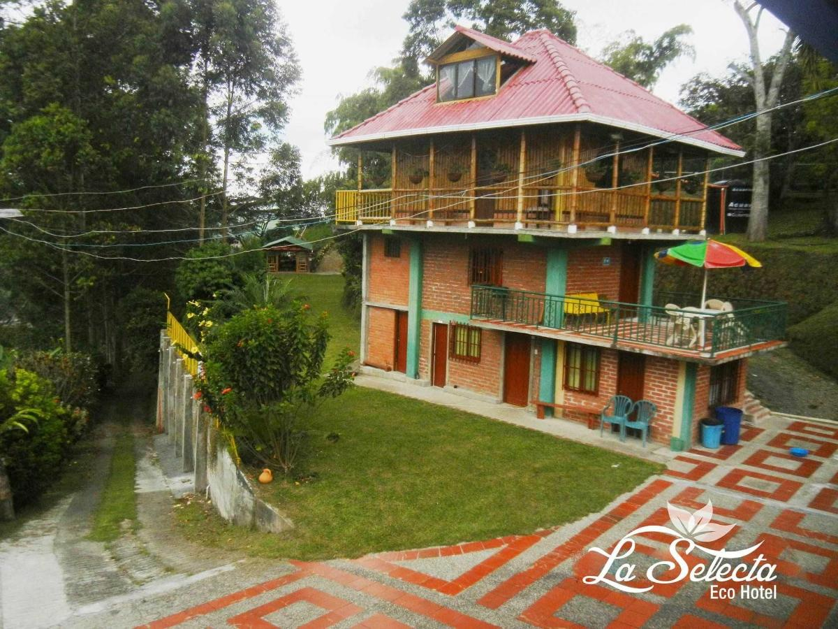 La Selecta Eco Hotel 36