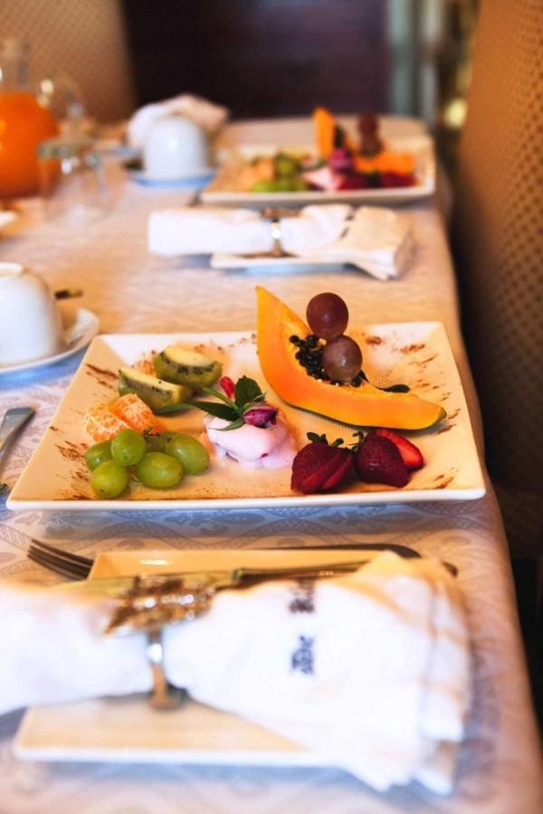 Frisches Obst Frühstück