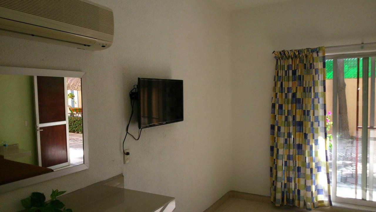 Habitación con aire acondicionado2