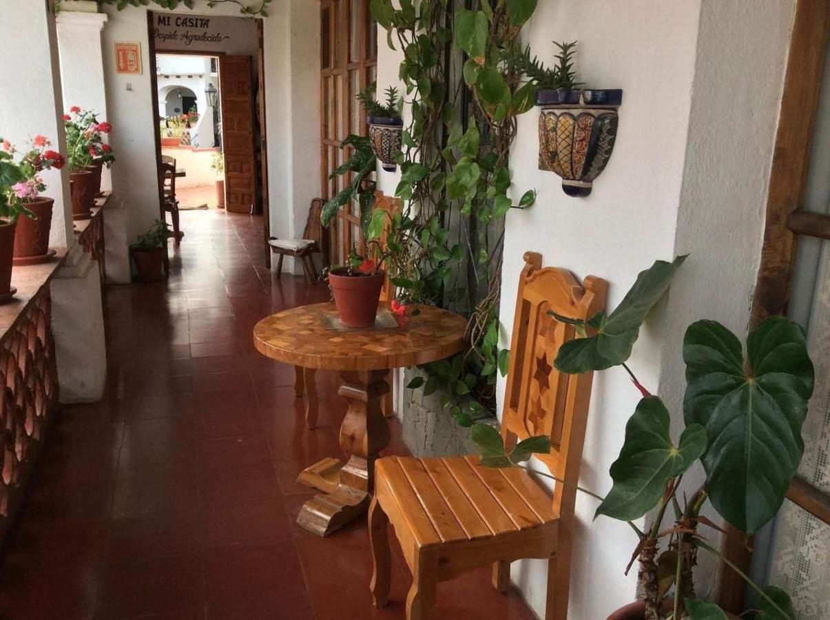 Hotel Mi Casita, Corredor