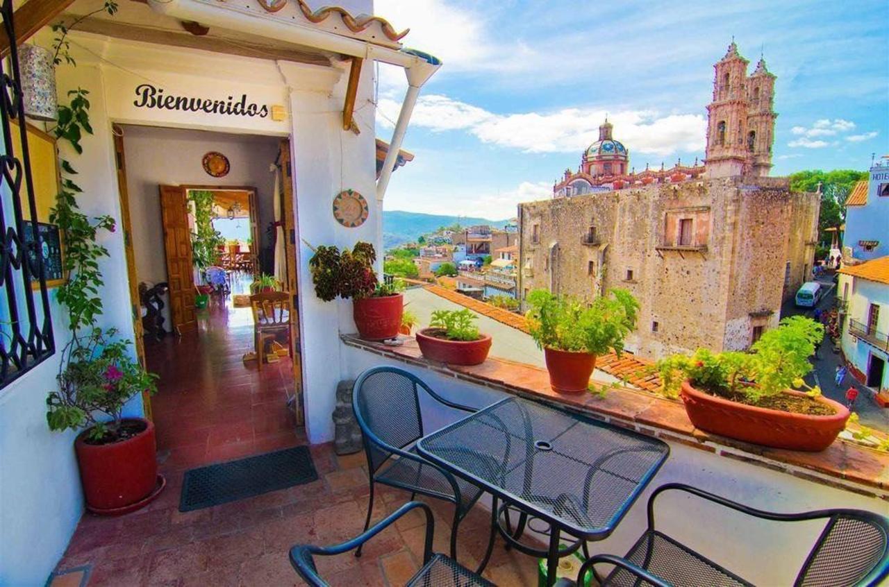 Hotel Mi Casita - Terraza