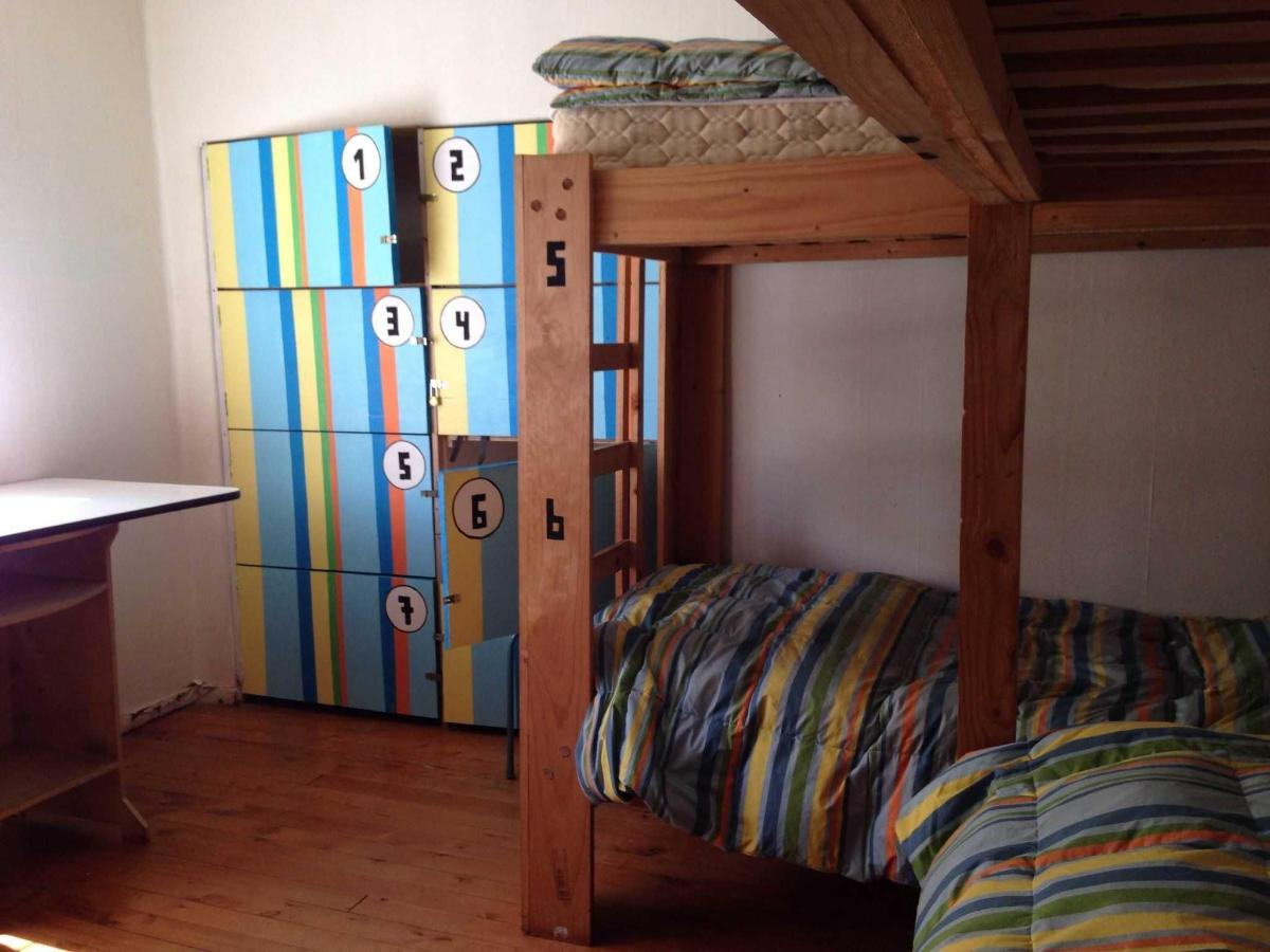 Shared dorm for 8 people