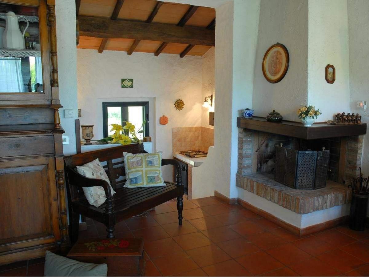Sala Camino e Cucina