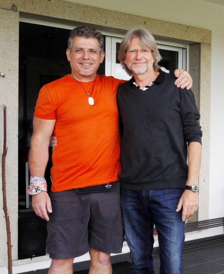 Mike und Helmut