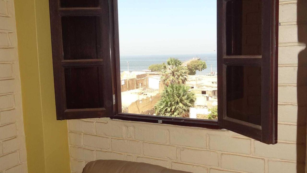 Kite-surf, wind-surf, surf hotel El Mirador Pacasmayo Peru