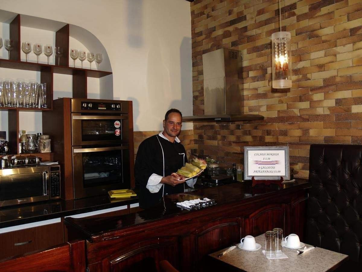 Cafetería La Escondida