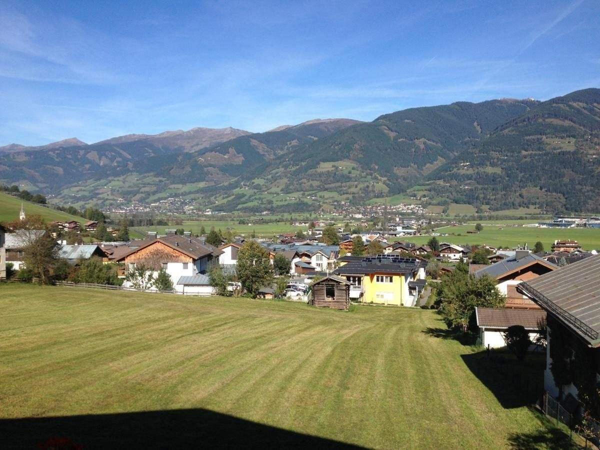 View towards Tauern Spa