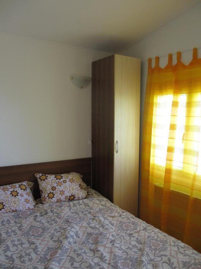 Bedroom in big apartment