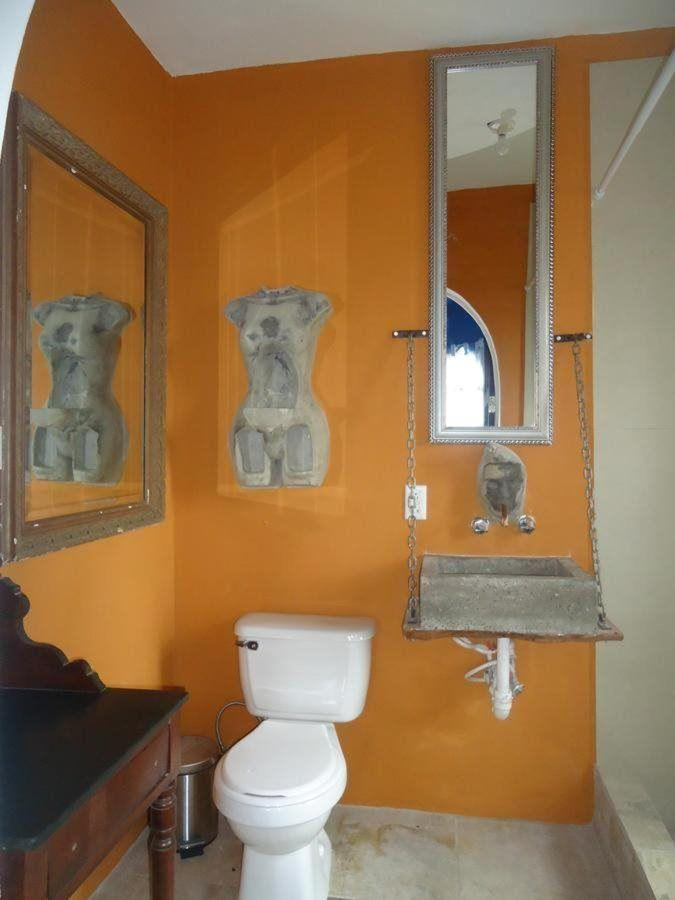 Bathroom in our Deluxe Queen Room