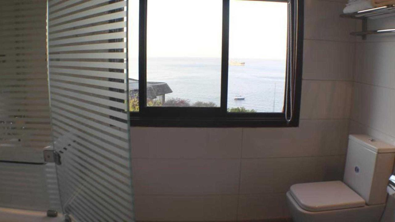 Suite deluxe con vista al mar