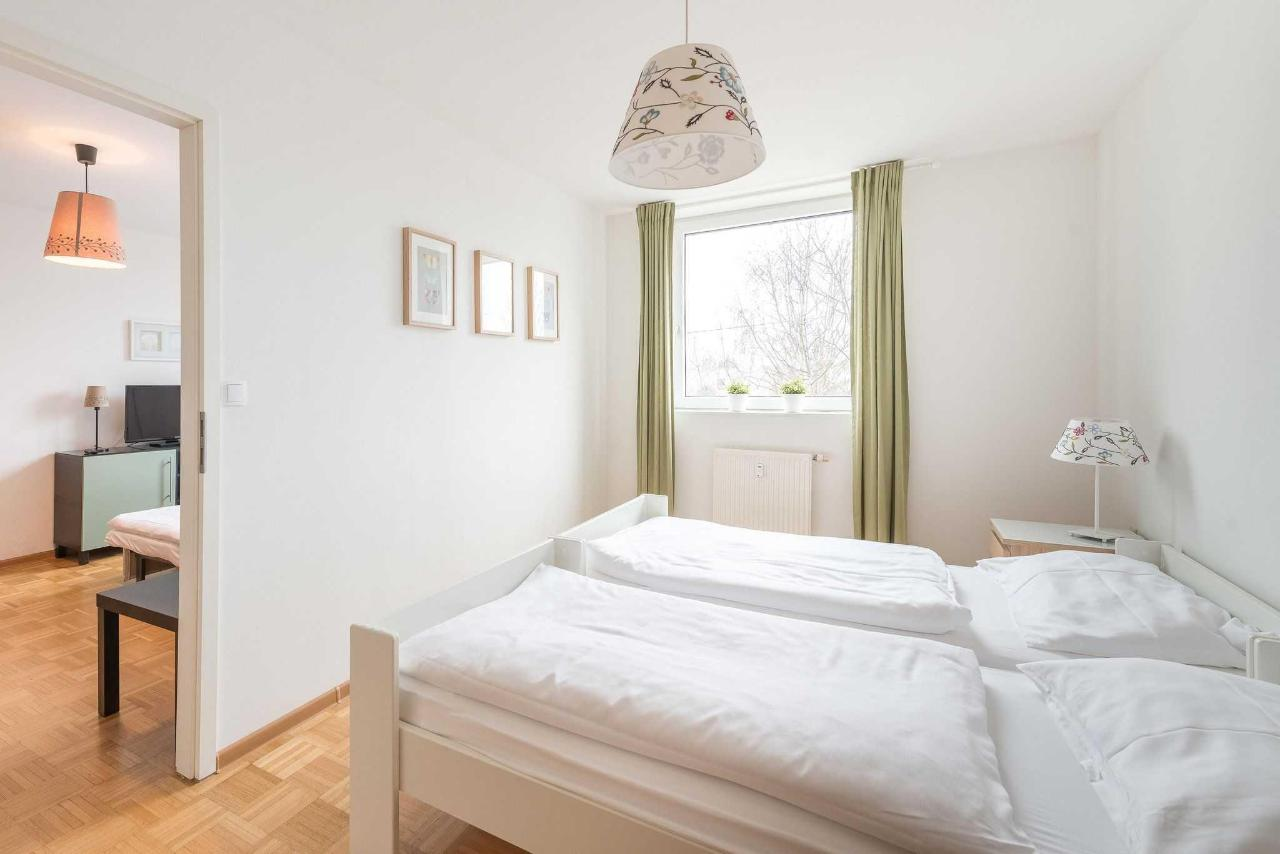 Bedroom Apartments Graz
