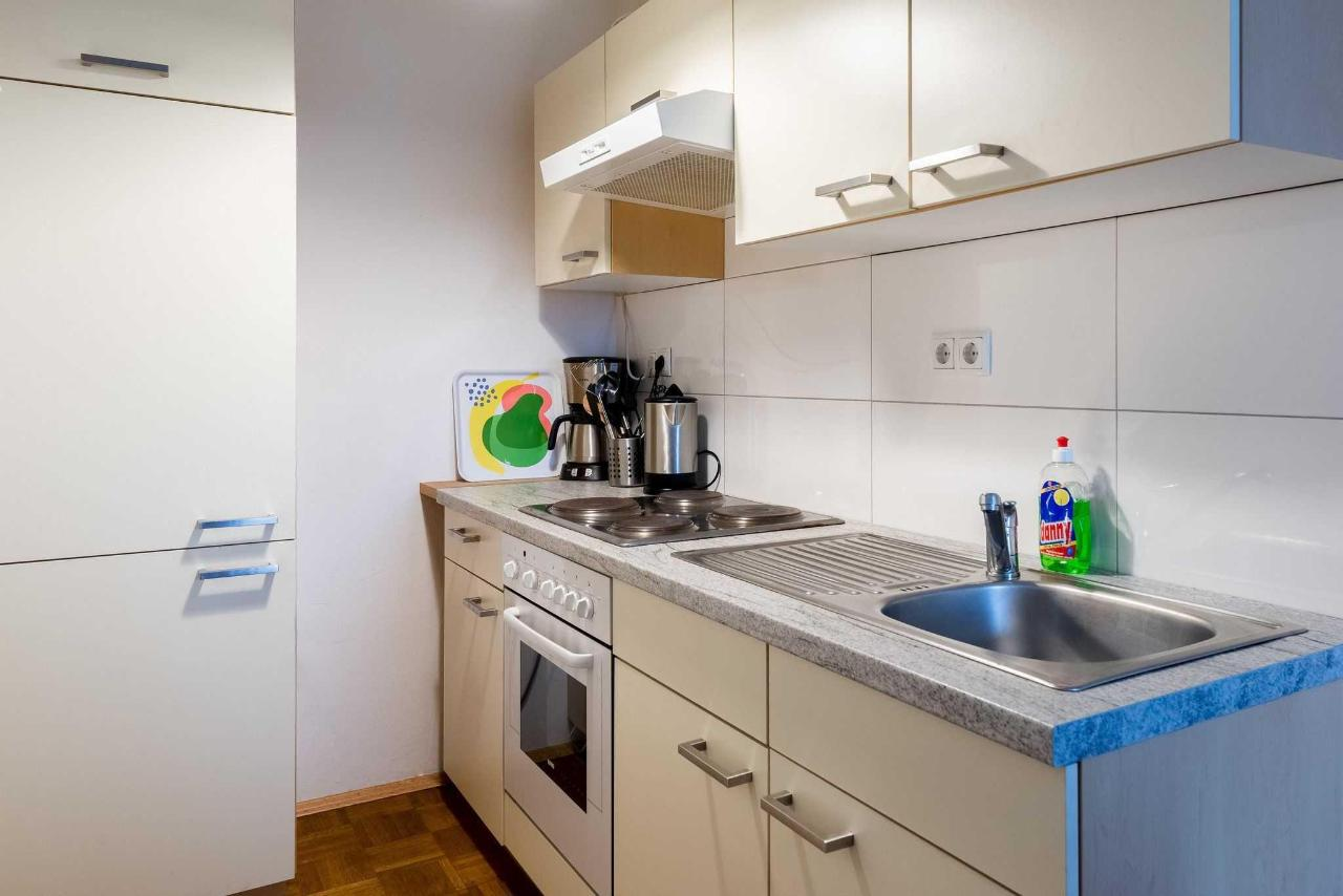 Kitchen Apartments Graz