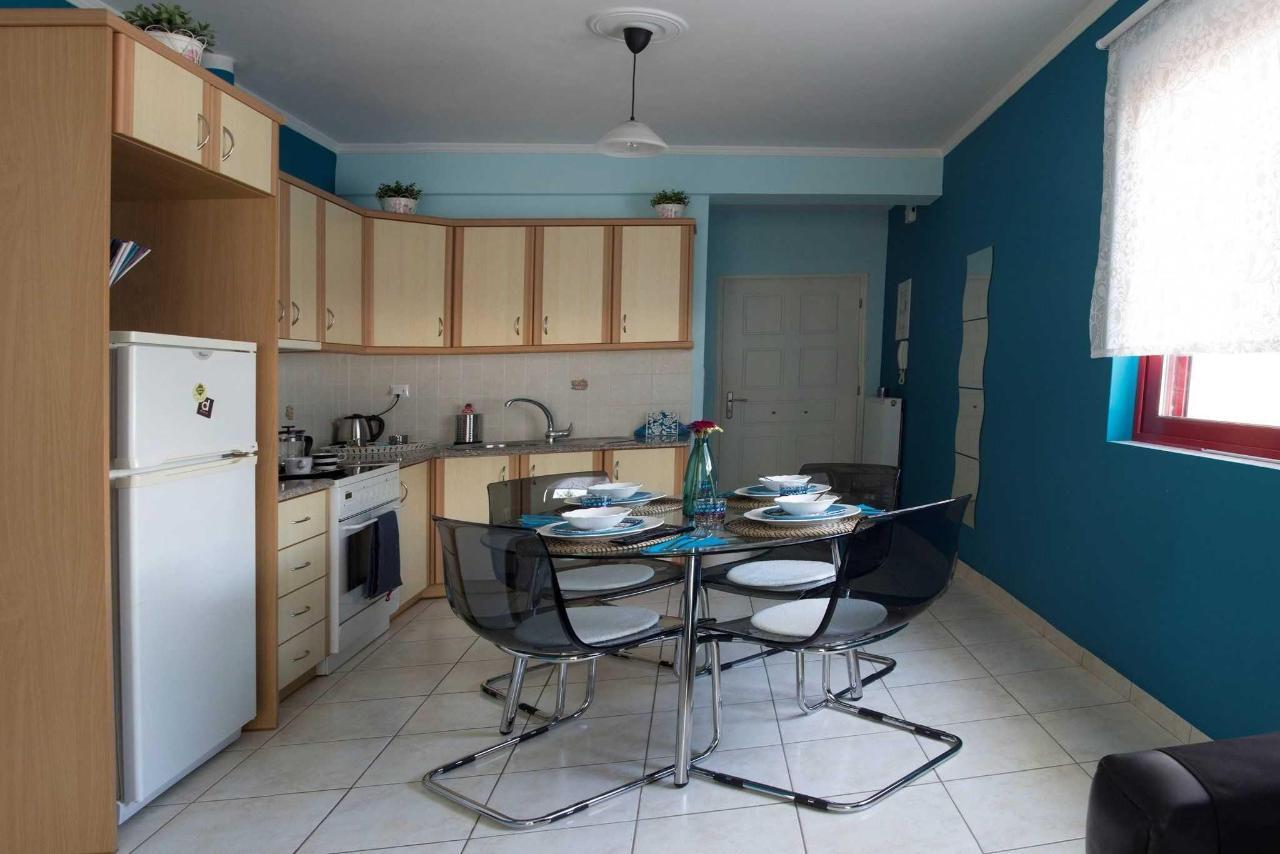 Keuken en Dinning Area