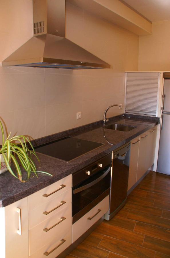 Cocina del Apartamento Cuatro estaciones: totalmente equipada