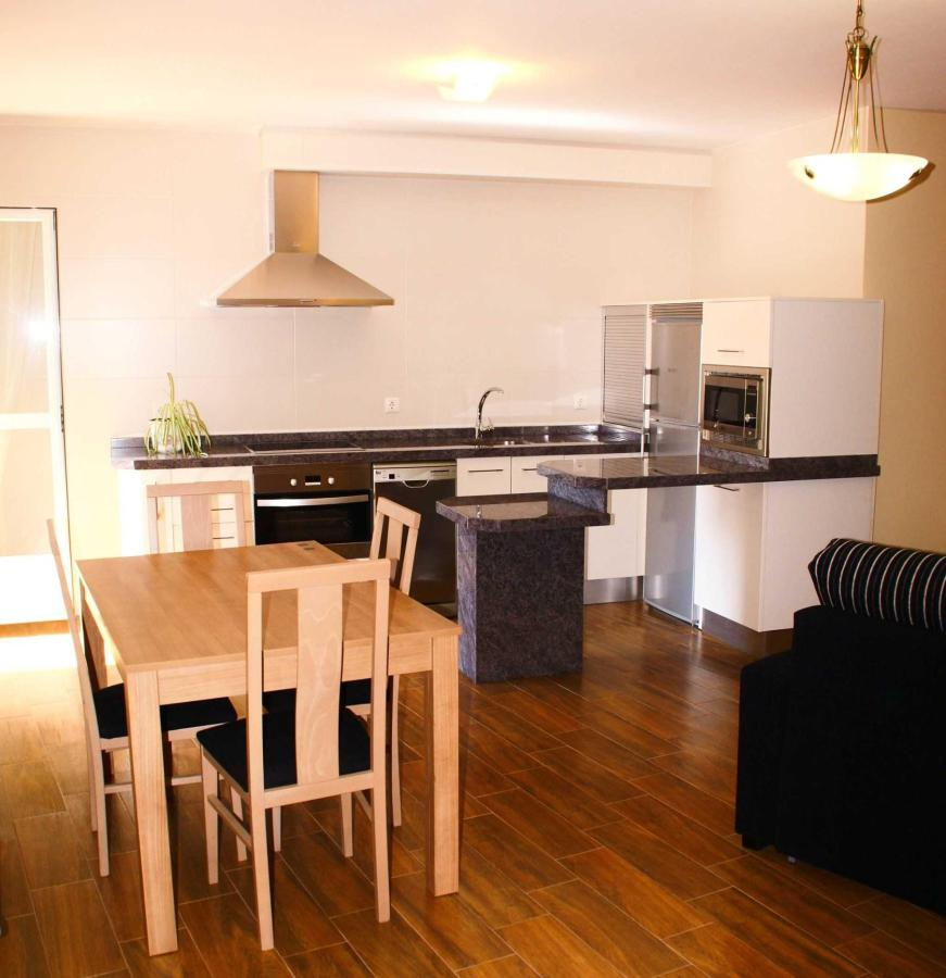 Salón-Cocina del Apartamento Cuatro Estaciones