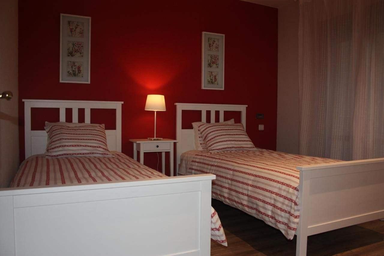 Habitación con 2 camas de 90 cm