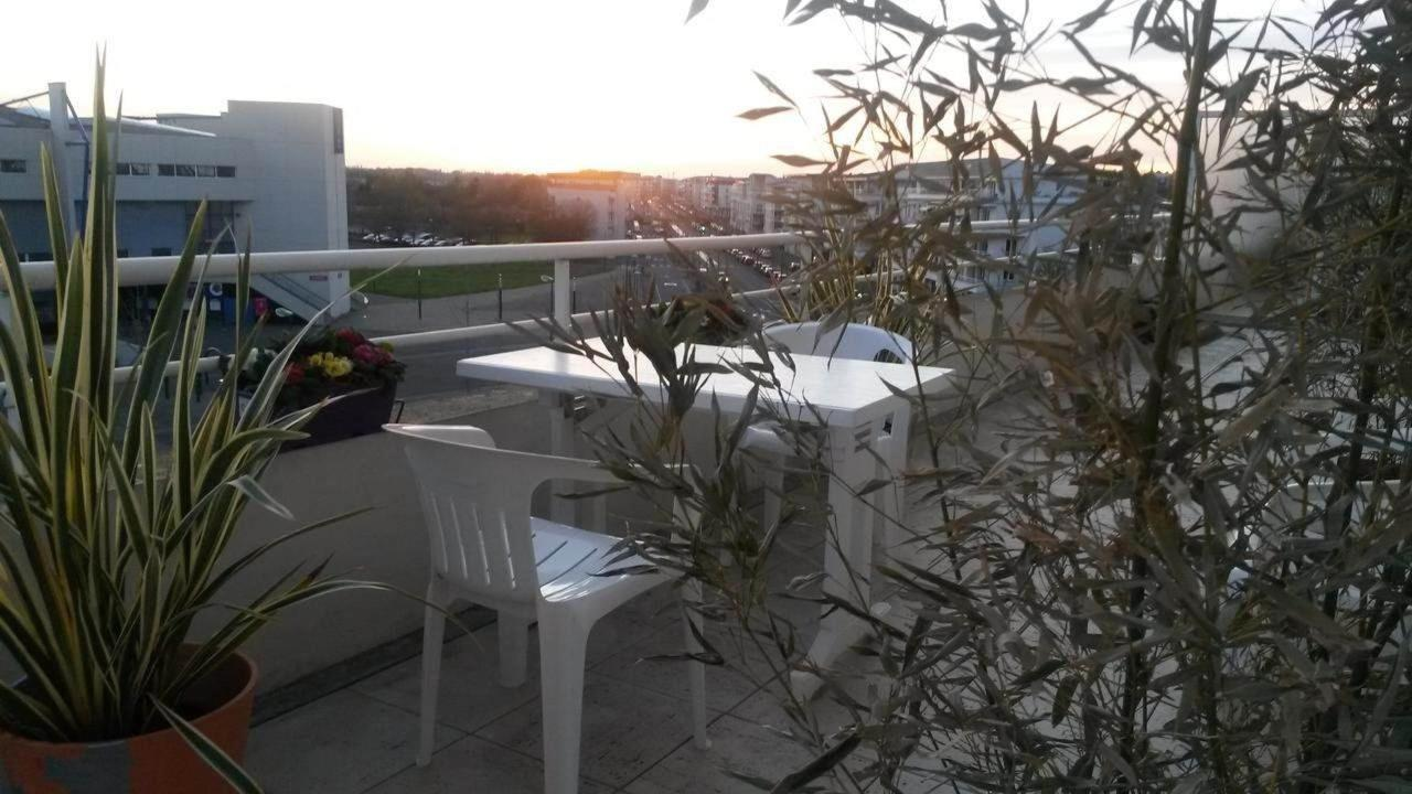 Su terraza