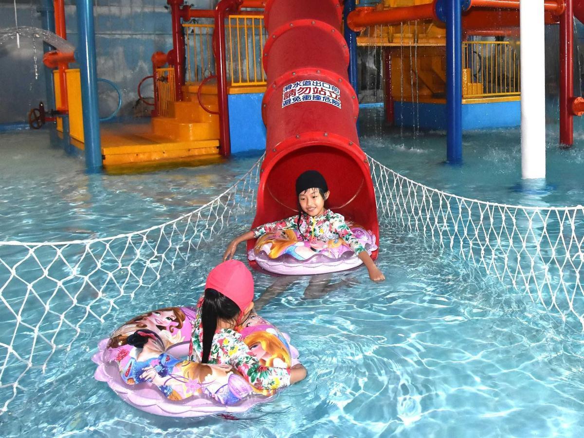 水世界樂園4-10月開放