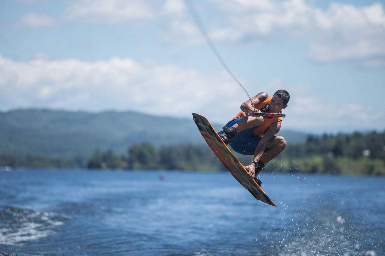 Competencias de wakeboard