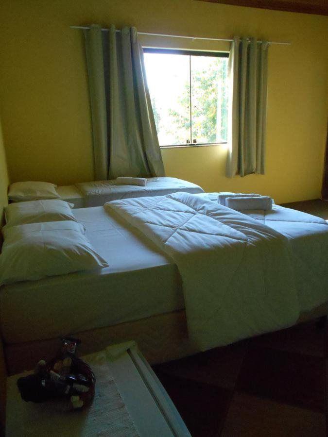 Quarto suite, Capivara