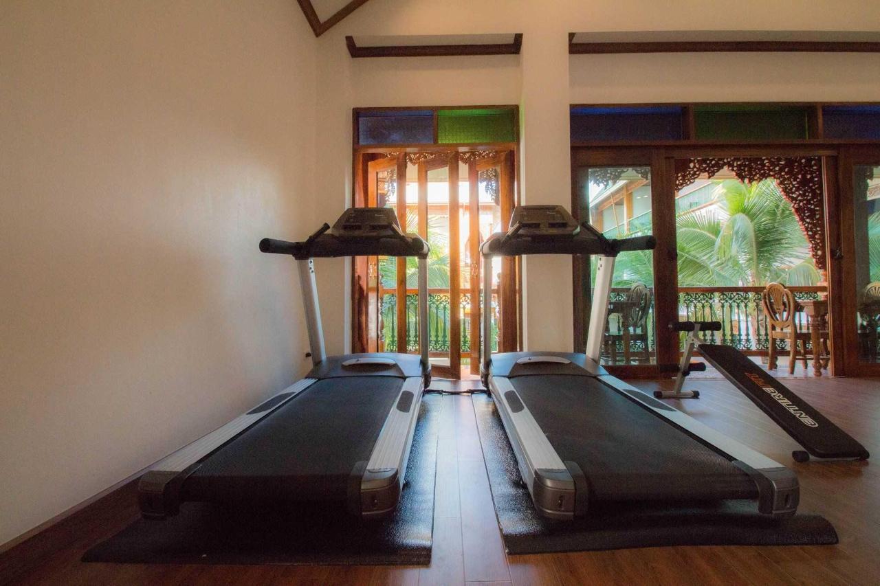 Fitness & Sauna